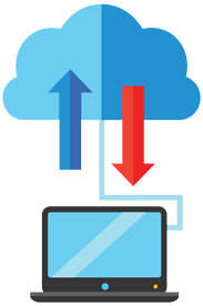 Managed IT Services Brisbane - Cloud Icon