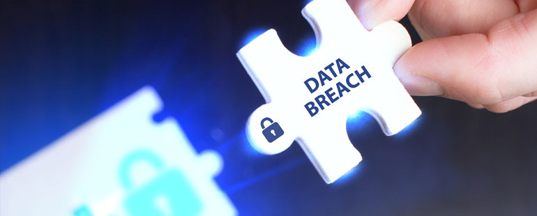 Data Breach Puzzle | Featured image for data breach laws blog.
