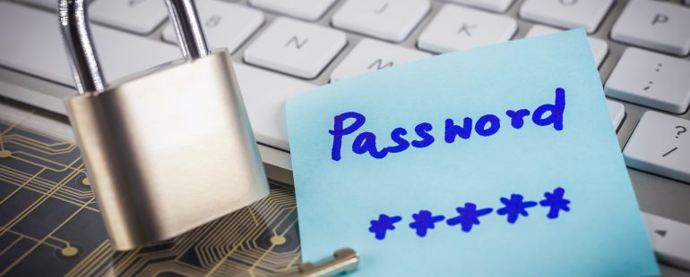4 Tips for Password Security to Strengthen Your Cybersecurity Posture