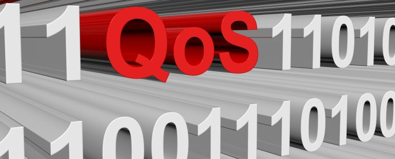 Stop Frozen Video Calls and Other Connection Problems Using QoS | Featured image for QoS Quality of Service